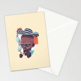 Humo y sabor Stationery Cards