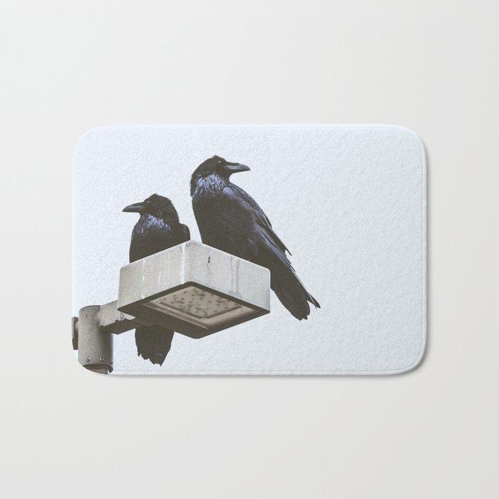 Crows Bath Mat