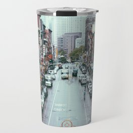 NYC Chinatown Travel Mug