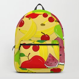 Fruit Mixture Backpack