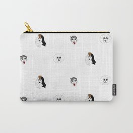 Sharon Needles pattern Carry-All Pouch