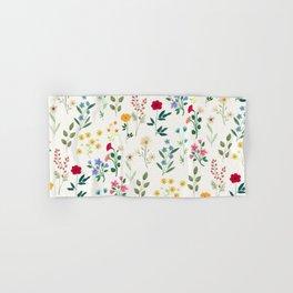 Spring Botanicals Hand & Bath Towel