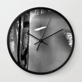 Ghost Gangster Wall Clock
