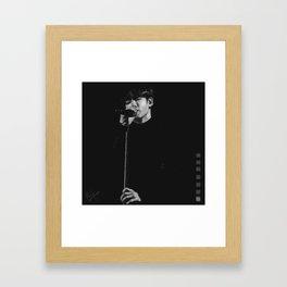 100118 Framed Art Print