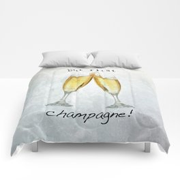 Champagne! Comforters