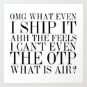 Fangirling is so Vogue by bookwormboutique