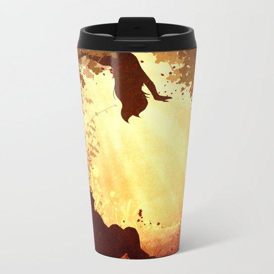 Surprise Metal Travel Mug