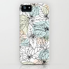Calyptocarpus vialis iPhone Case