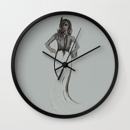 Mode Wall Clock