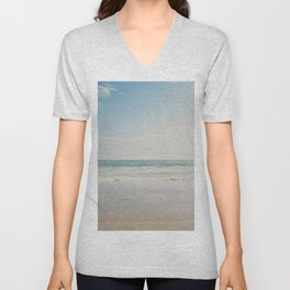 the shoreline ... Unisex V-Neck