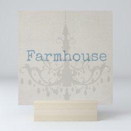 Farmhouse Mini Art Print