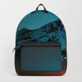 Mountains at night I // Boulder Colorado Backpack