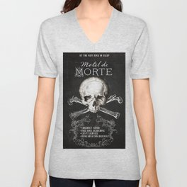 Motel de Morte Unisex V-Neck