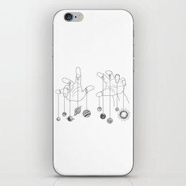 Solar System II iPhone Skin