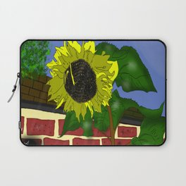 Thee Sunflower by Mgyver Laptop Sleeve