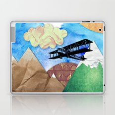 Paper plans Laptop & iPad Skin