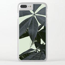 Pachira Aquatica #3 #foliage #decor #art #society6 Clear iPhone Case