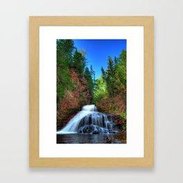 Kadunce River Framed Art Print