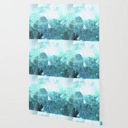 Crystal Mint Wallpaper