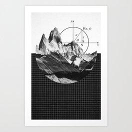 Apex Minima Art Print
