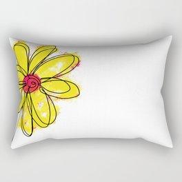 Flowers 2067 Rectangular Pillow