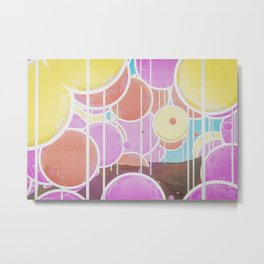 refined sugar forest Metal Print