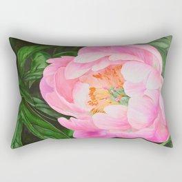 Bold and Beautiful by Teresa Thompson Rectangular Pillow