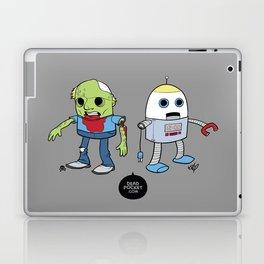 Zombie+Bot Laptop & iPad Skin