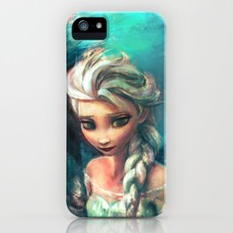 The Storm Inside iPhone Case