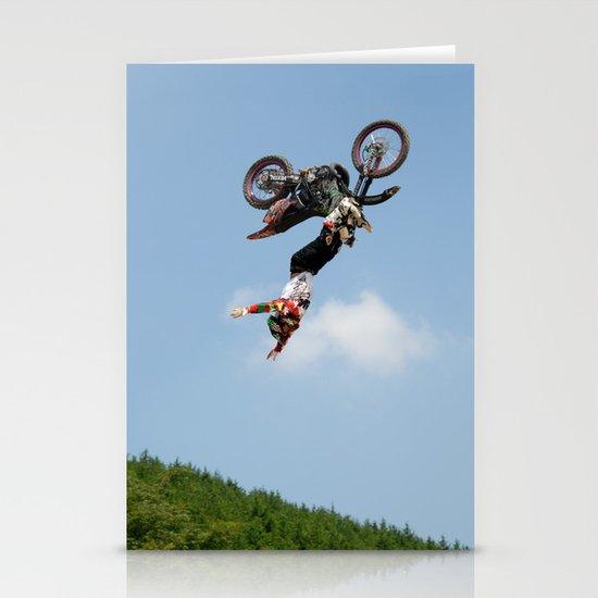 Eigo Sato Cliffhanger, FMX Japan Stationery Cards