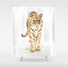 Tiger 2012 Shower Curtain