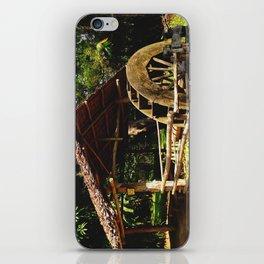 Folksy Water Wheel iPhone Skin