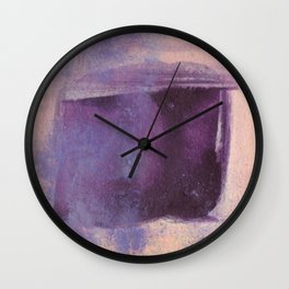 Tint of Red Wall Clock