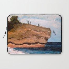 Shipwreck Rock, Kauai Laptop Sleeve