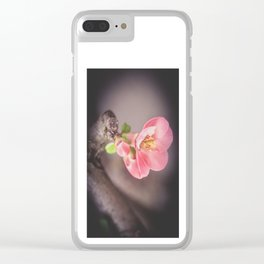 Tree blossom Clear iPhone Case