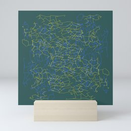 abstract 025 Mini Art Print
