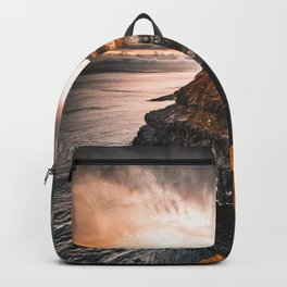 gasadalur at faroe Backpack