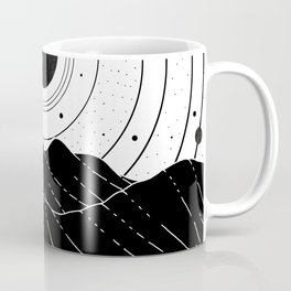 Dark Astronomy Coffee Mug