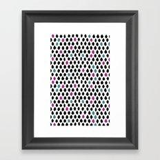 Diamond 2 Framed Art Print