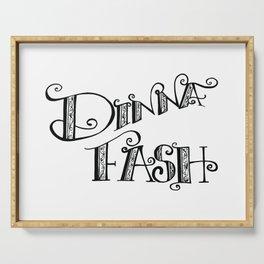 DINNA FASH Serving Tray