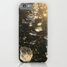 Golden Ice Gems Slim Case iPhone 6s