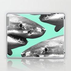 Shark pattern Laptop & iPad Skin