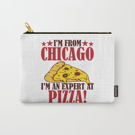 Chicago Pizzabaker Pizzeria Italien Carry-All Pouch
