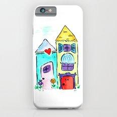 Apt 4A Watercolor Slim Case iPhone 6s