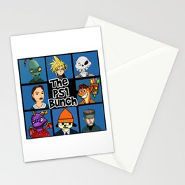 The PS1 Bunch Stationery Cards