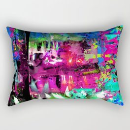 Caspian 80s Rectangular Pillow