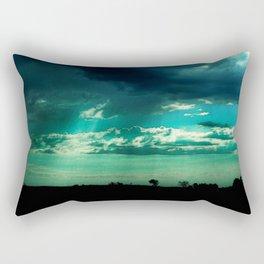 Morning Storm-Iowa Rectangular Pillow