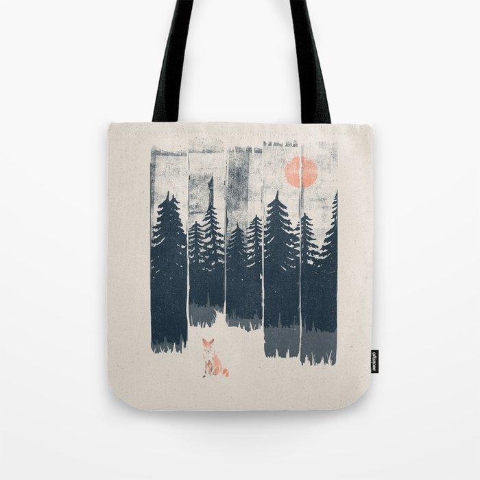 A Fox in the Wild... Tote Bag