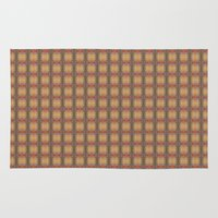 kilim Area & Throw Rugs featuring You're Kilim Me 3 by CatMorris Designs