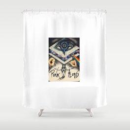 pop rock legend Shower Curtain